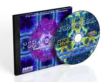 V.A - Psy-Voyages [PSYDG-007] - Fullcover